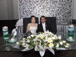La boda de Magdalena y Eduardo