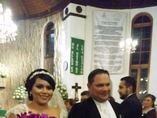 La boda de Cinthia  y Jesús 1