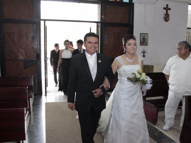 La boda de Eduardo y Magdalena en San Nicolás de los Garza, Nuevo León 1