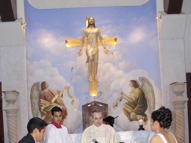 La boda de Eduardo y Magdalena en San Nicolás de los Garza, Nuevo León 3