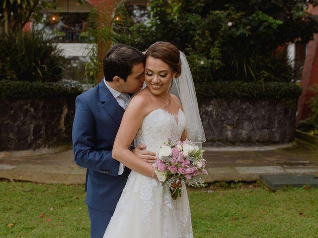 La boda de Cintly y Carlos
