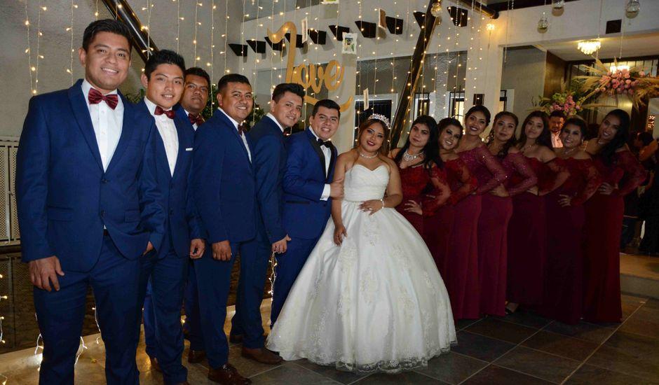 La boda de Osmar  y Alondra  en Suchiapa, Chiapas