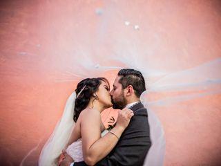 La boda de Paulina y Alfonso