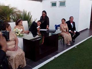 La boda de Lupita y Miguel  2