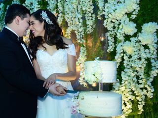La boda de Mairen y Antonio