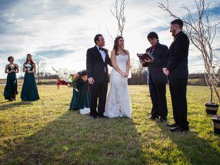 La boda de Denisse y Brian