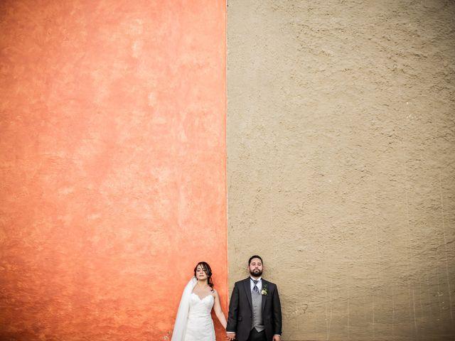 La boda de Alfonso y Paulina en Querétaro, Querétaro 31