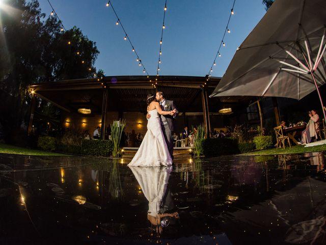 La boda de Alfonso y Paulina en Querétaro, Querétaro 38