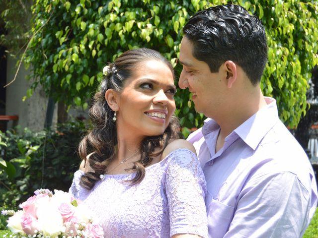 La boda de Leonardo y Mirza en Coyoacán, Ciudad de México 2