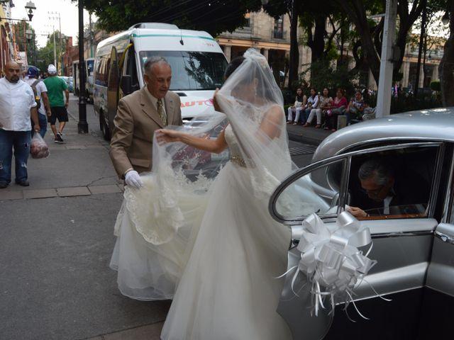 La boda de Leonardo y Mirza en Coyoacán, Ciudad de México 6