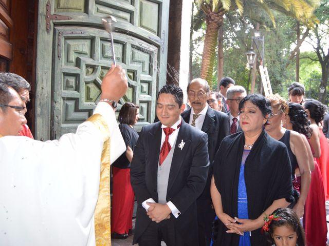 La boda de Leonardo y Mirza en Coyoacán, Ciudad de México 8