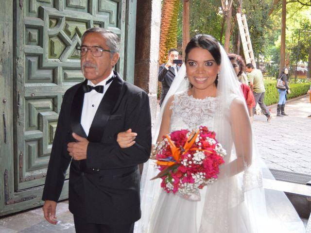 La boda de Leonardo y Mirza en Coyoacán, Ciudad de México 9