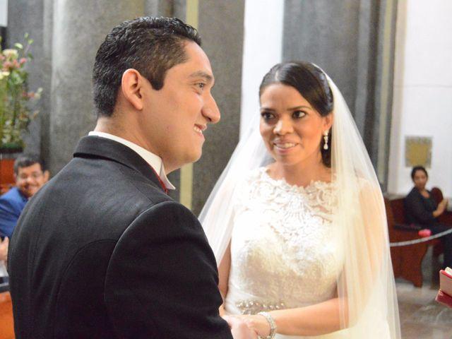 La boda de Leonardo y Mirza en Coyoacán, Ciudad de México 15