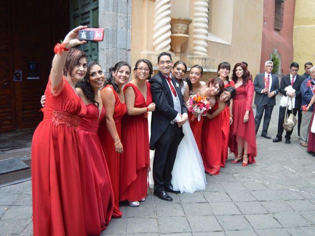 La boda de Leonardo y Mirza en Coyoacán, Ciudad de México 23
