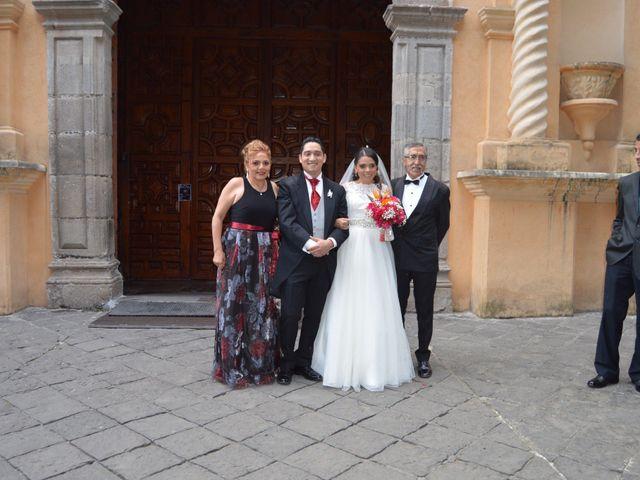 La boda de Leonardo y Mirza en Coyoacán, Ciudad de México 24