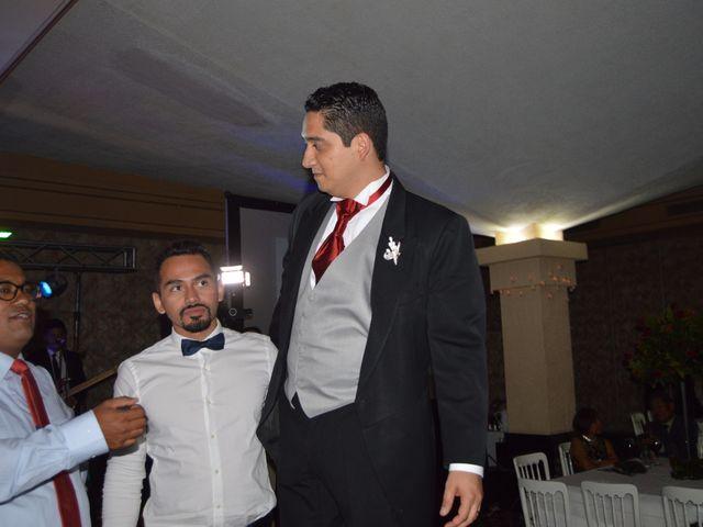 La boda de Leonardo y Mirza en Coyoacán, Ciudad de México 49