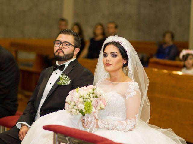 La boda de Lucero y Daniel