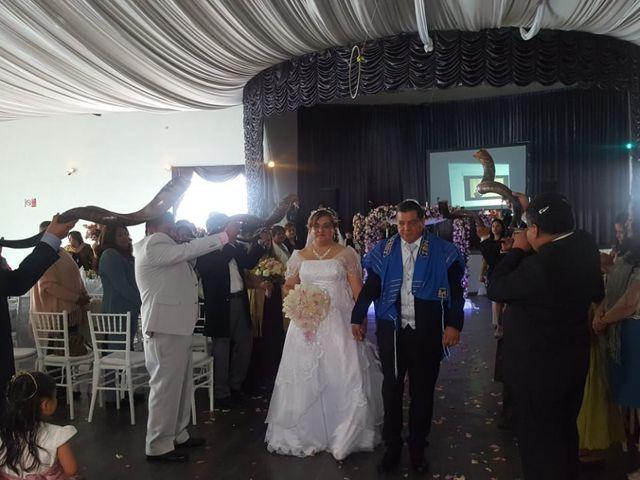 La boda de Eunice y Isidro