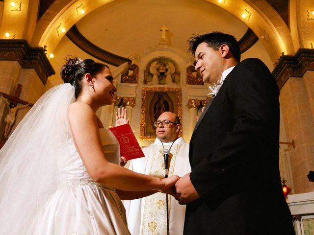 La boda de Jessica y Mario Alberto