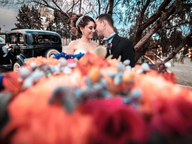 La boda de Nora y Kike