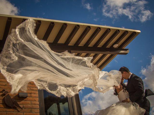 La boda de Alma y Kevin