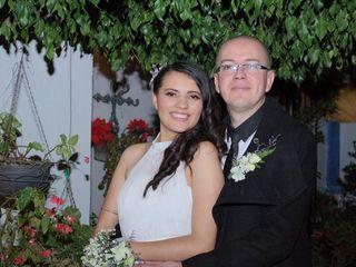 La boda de Fernanda y Eduardo