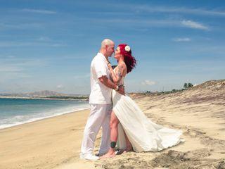 La boda de Tabata y Jose