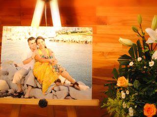 La boda de Apolinar  y Johanna