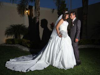 La boda de Fabiola y Leonardo 1