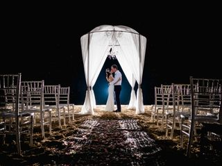 La boda de Lezith y Daniele 3