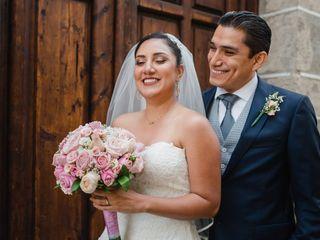 La boda de Karla y Yubal 1