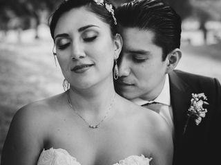 La boda de Karla y Yubal 2