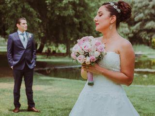 La boda de Karla y Yubal 3