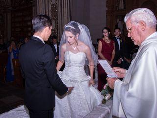 La boda de Rosa María  y Edgar 1