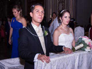 La boda de Rosa María  y Edgar 2