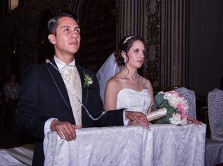 La boda de Rosa María  y Edgar 3