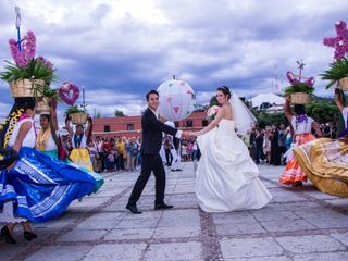 La boda de Rosa María  y Edgar