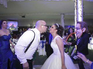 La boda de Anayelli Guadalupe y Francisco Salvador  1
