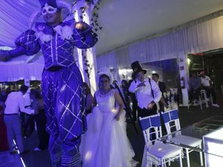 La boda de Anayelli Guadalupe y Francisco Salvador  2