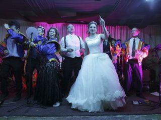 La boda de Anayelli Guadalupe y Francisco Salvador  3