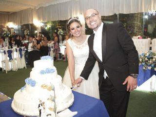 La boda de Anayelli Guadalupe y Francisco Salvador