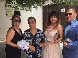 La boda de Gabriela y Sergio 2