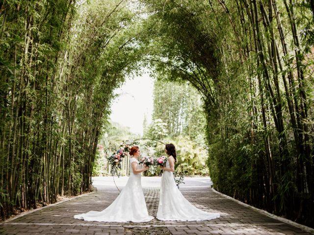 La boda de Doris y Isabel en Xalapa, Veracruz 13