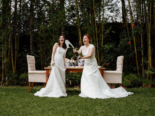 La boda de Doris y Isabel en Xalapa, Veracruz 16