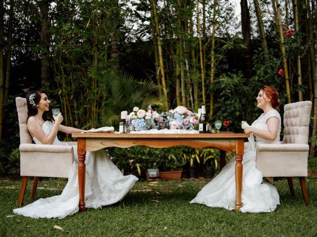 La boda de Doris y Isabel en Xalapa, Veracruz 18