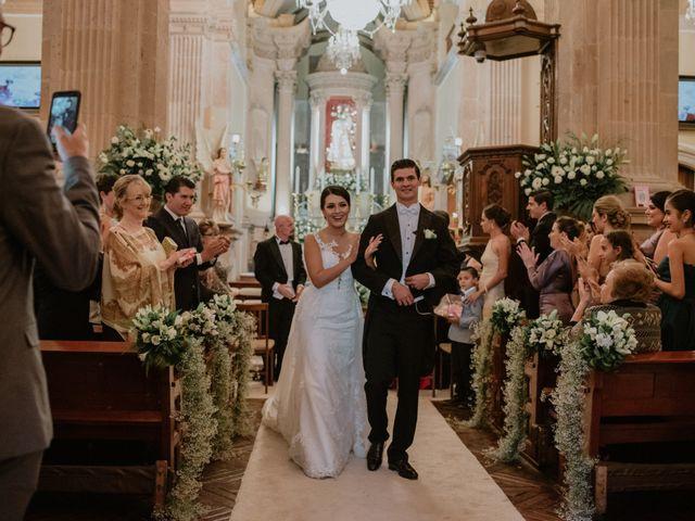 La boda de Moni y Poncho
