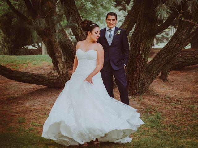 La boda de Karla y Yubal