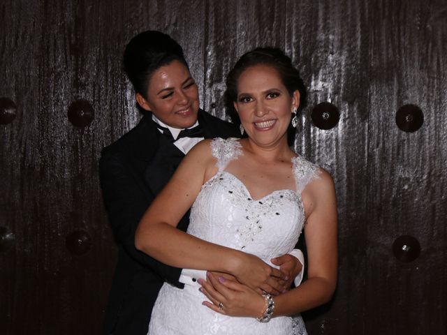 La boda de Samyra y Adriana