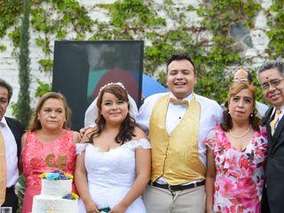 La boda de Cecy y Efrén 2