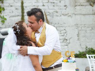 La boda de Cecy y Efrén 3